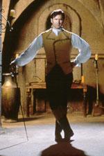Suave Bruce the Swashbuckler
