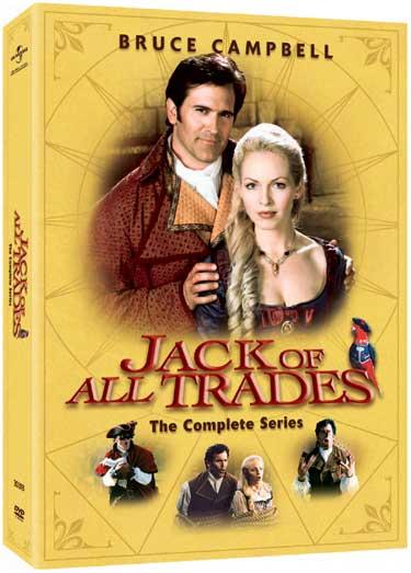 Jack on DVD